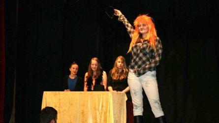 Talentkonkurranse  i  UKM
